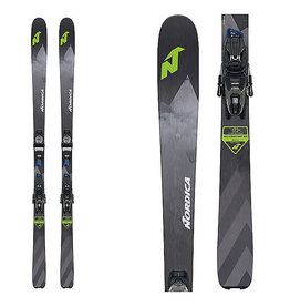 Nordica Nordica Men's Navigator 80 CA Ski w/10 FDT Bindings 2020