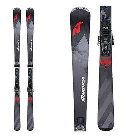 Nordica Nordica Men's Navigator 75 CA Ski w/10 FDT Bindings 2020