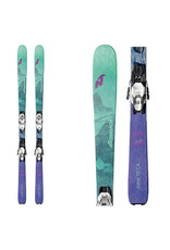 Nordica Nordica Astral 78 CA Womens Skis with TP2 Compact 10 FDT Bindings 2020