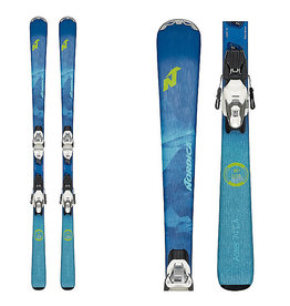 Nordica Nordica Astral 74 CA Women's Skis w/ TP2 Compact 10 FDT Bindings 2020