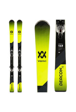 Volkl Volkl Men's Deacon 75 Ski + Vmotion 3 10 GW Bindings 2020