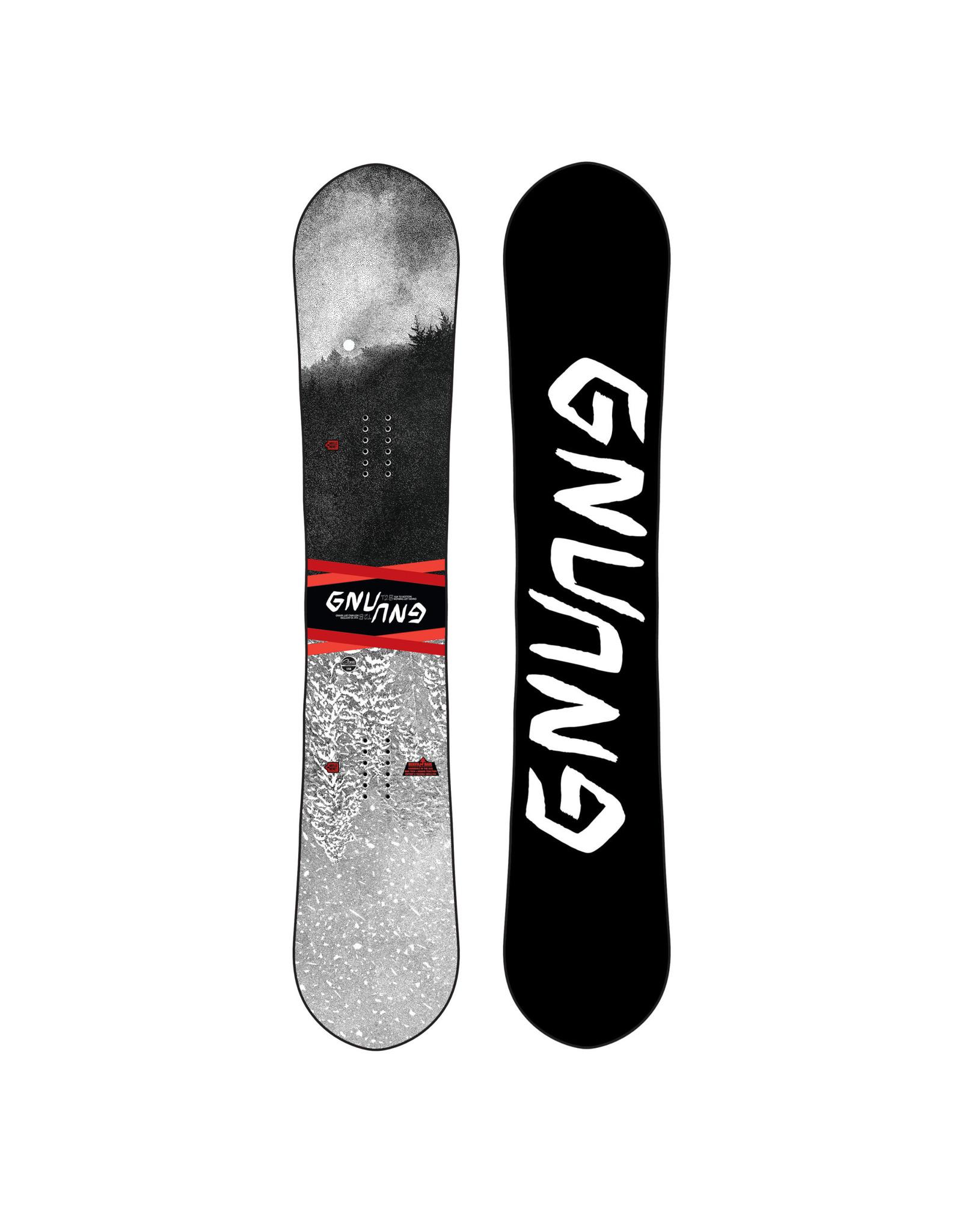 Gnu Gnu Men's T2B Snowboard 2020