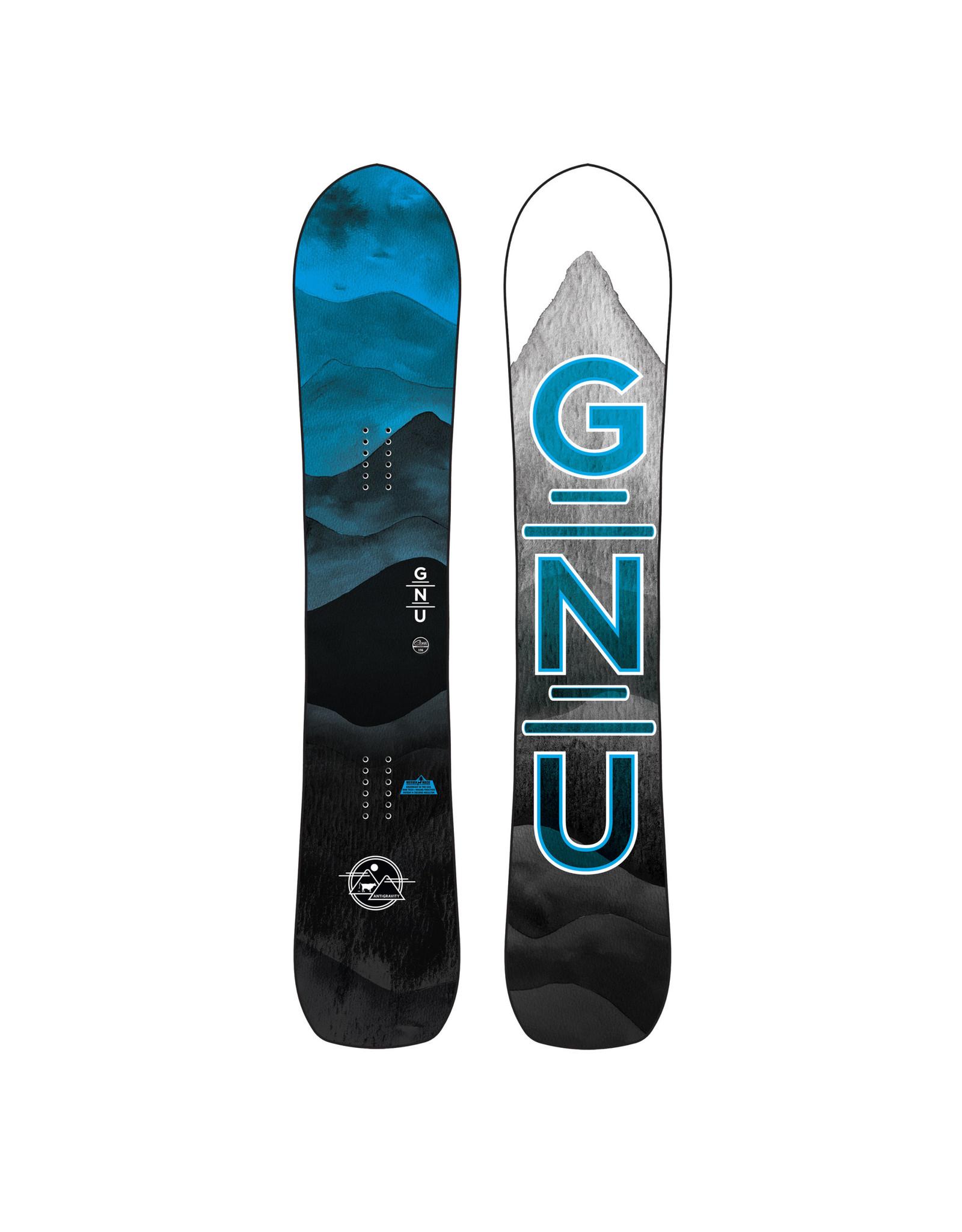 Gnu Gnu Men's Antigravity Snowboard 2020