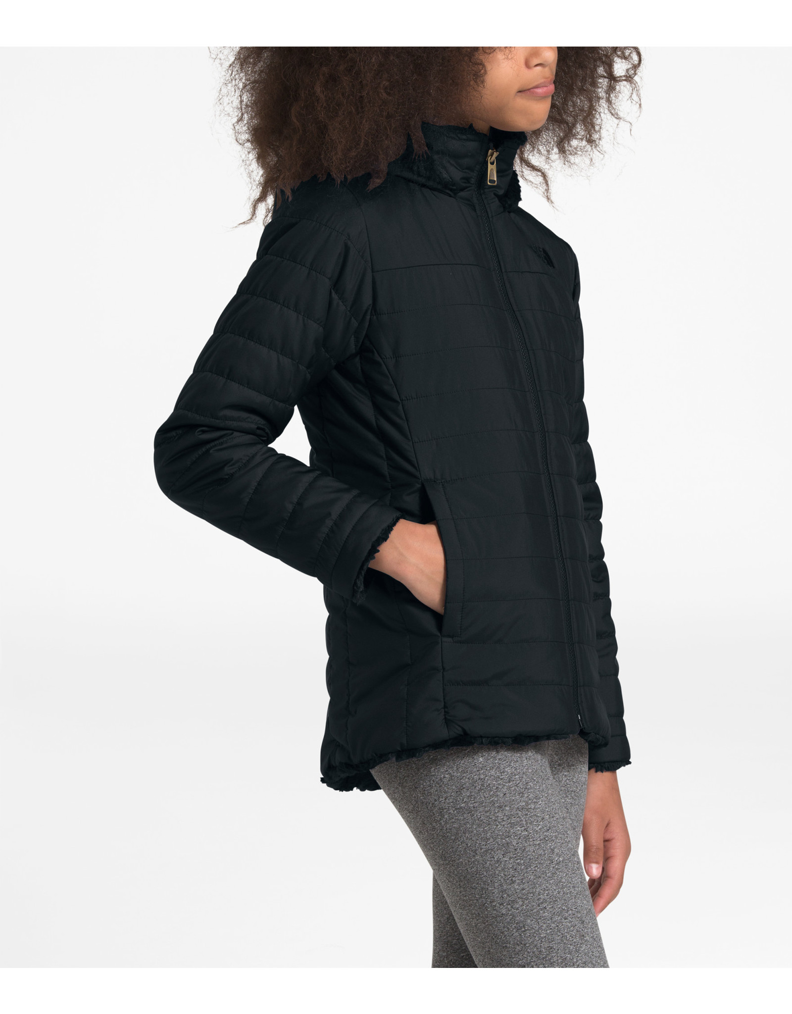 The North Face The North Face Girl's Mossbud Swirl Parka