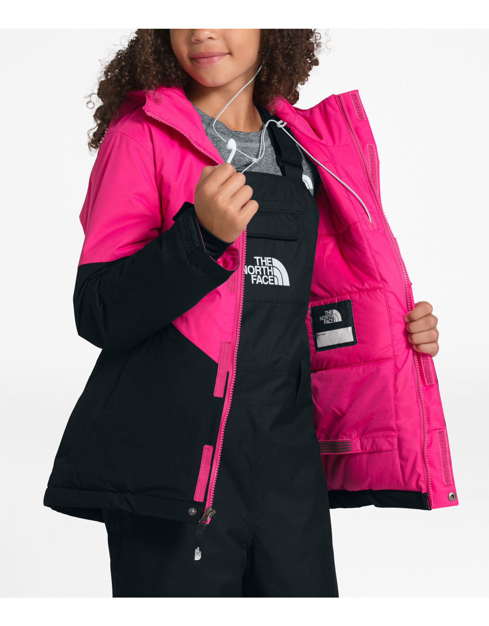 The North Face The North Face Girl's Brianna Insulated Jacket