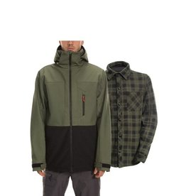 686 686 Men's Smarty 3-IN-1 Phase Softshell Jacket