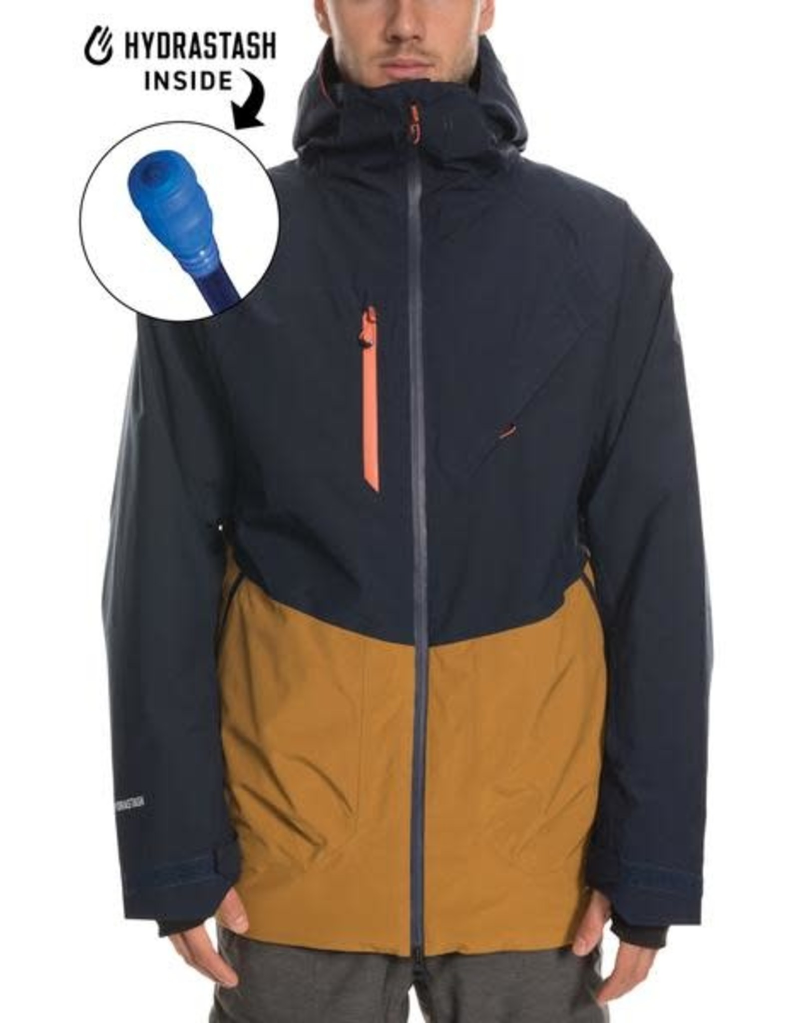 686 686 Men's Hydrastash Reservoir Insulated Jacket