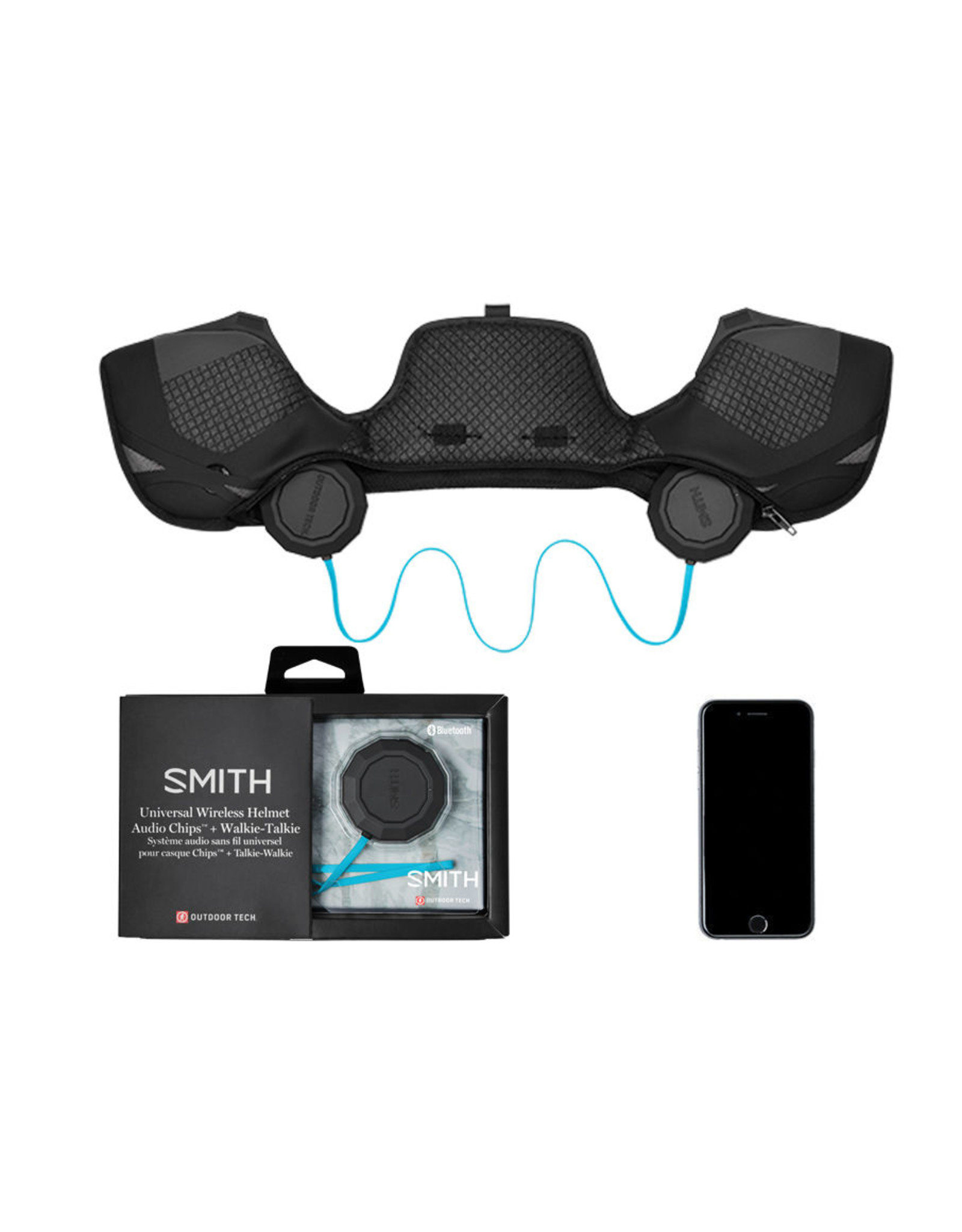 Smith Smith Bluetooth Chips Helmet Audio