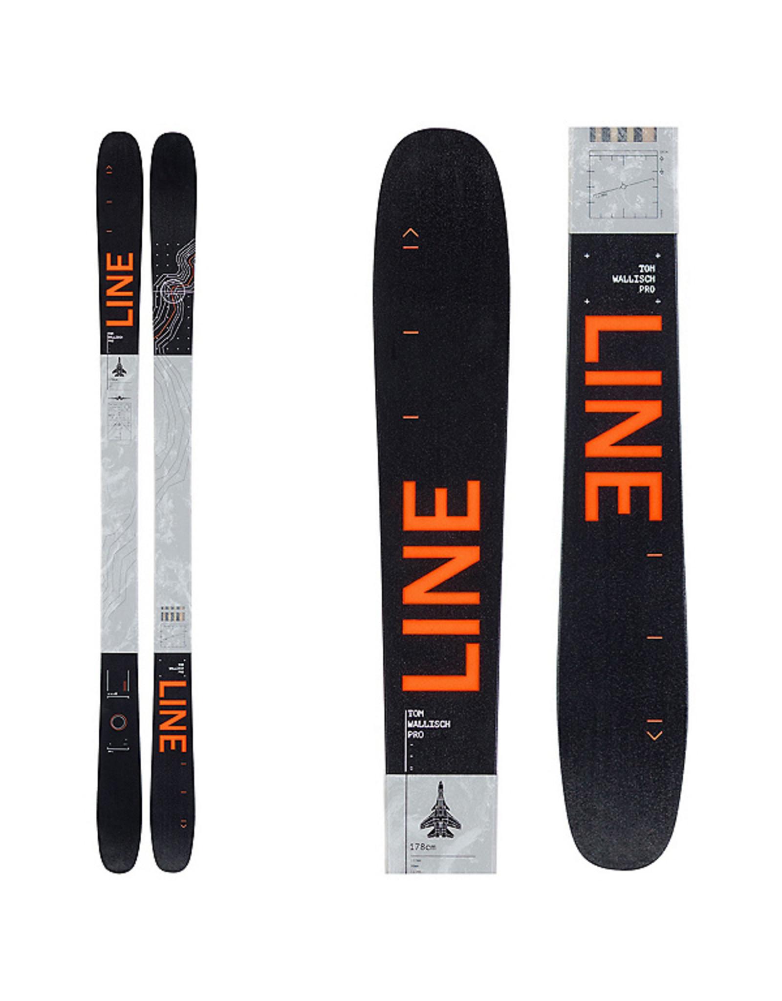 Line Skis Line Men's Tom Wallisch Pro Ski 2020