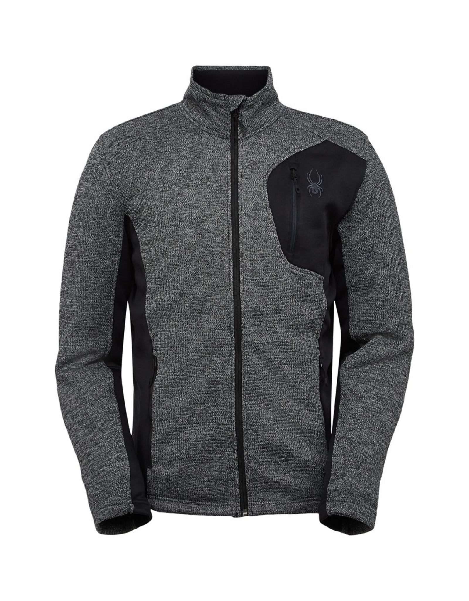 Spyder Spyder Men's Bandit Full Zip Fleece Jacket