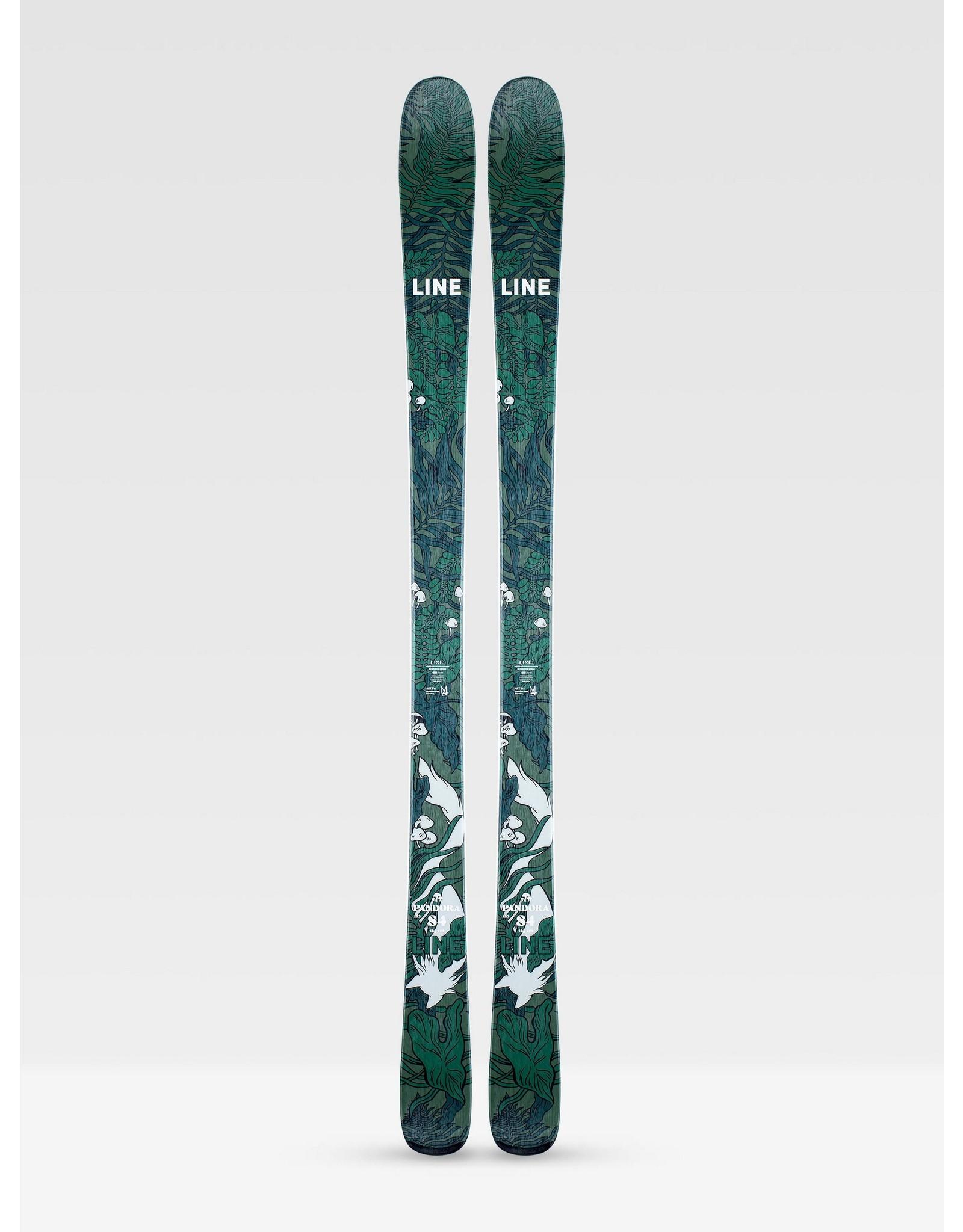 Line Skis Line Women's Pandora 84 Ski 2021