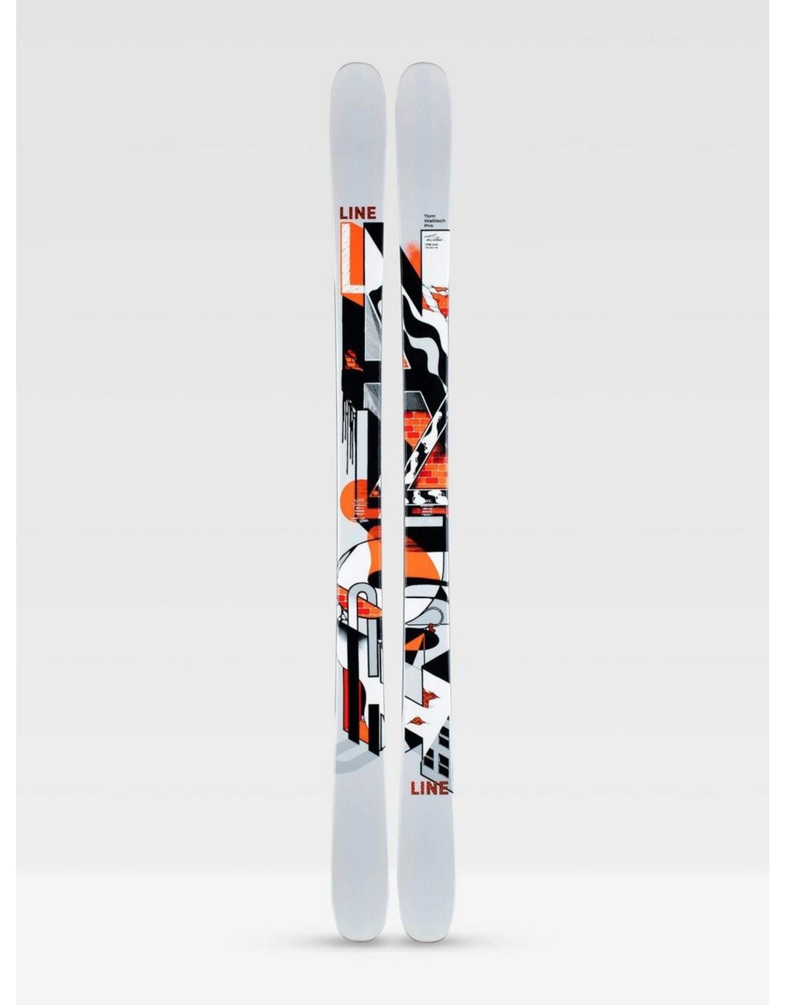 Line Skis Line Men's Tom Wallisch Pro Ski 2021