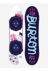 Burton Burton Girl's Chicklet Flat Top Snowboard 2020