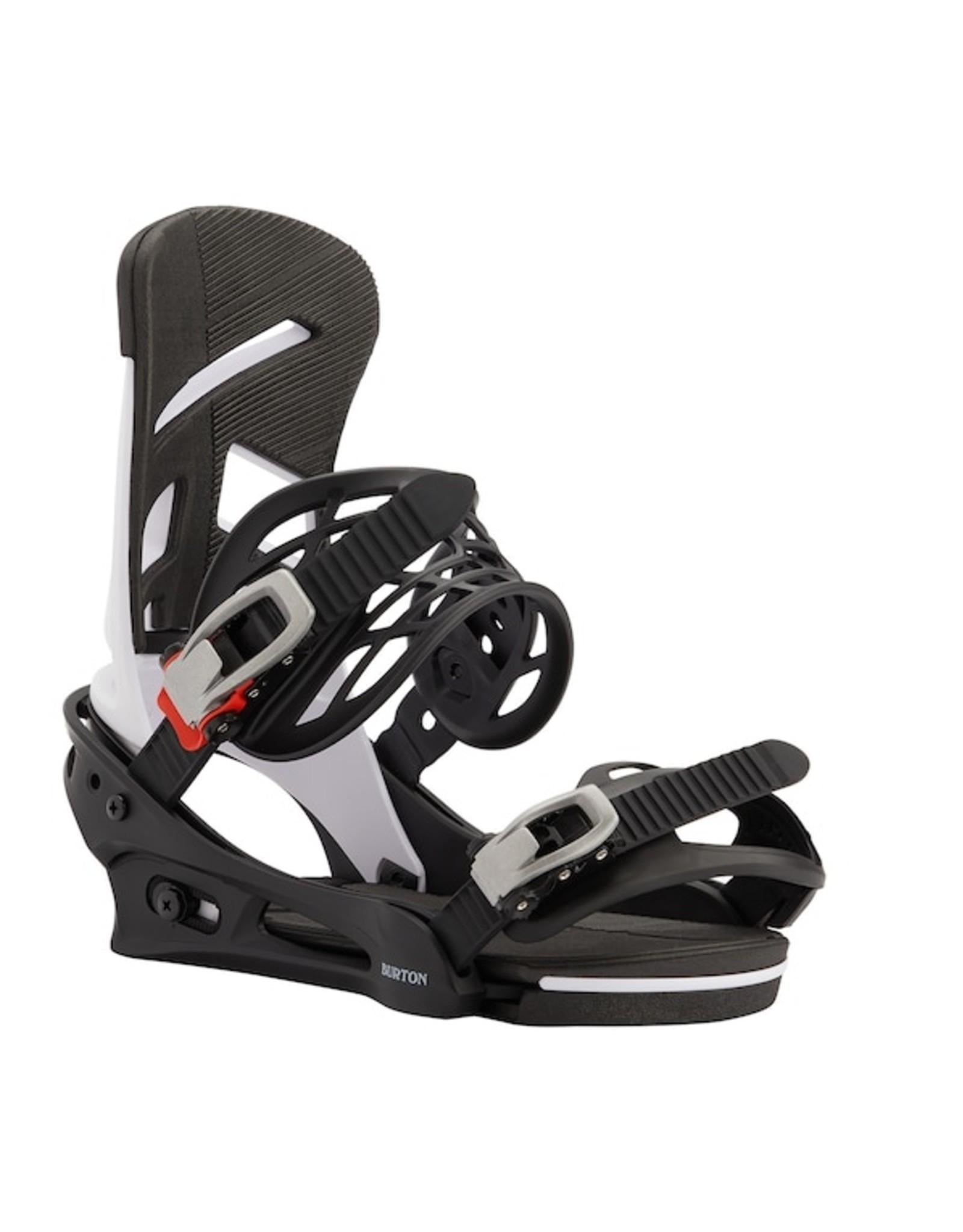 Burton Burton Men's Mission Re:Flex Snowboard Bindings 2021