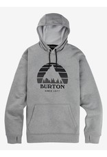 Burton Burton Men's Oak Seasonal Pullover Fleece