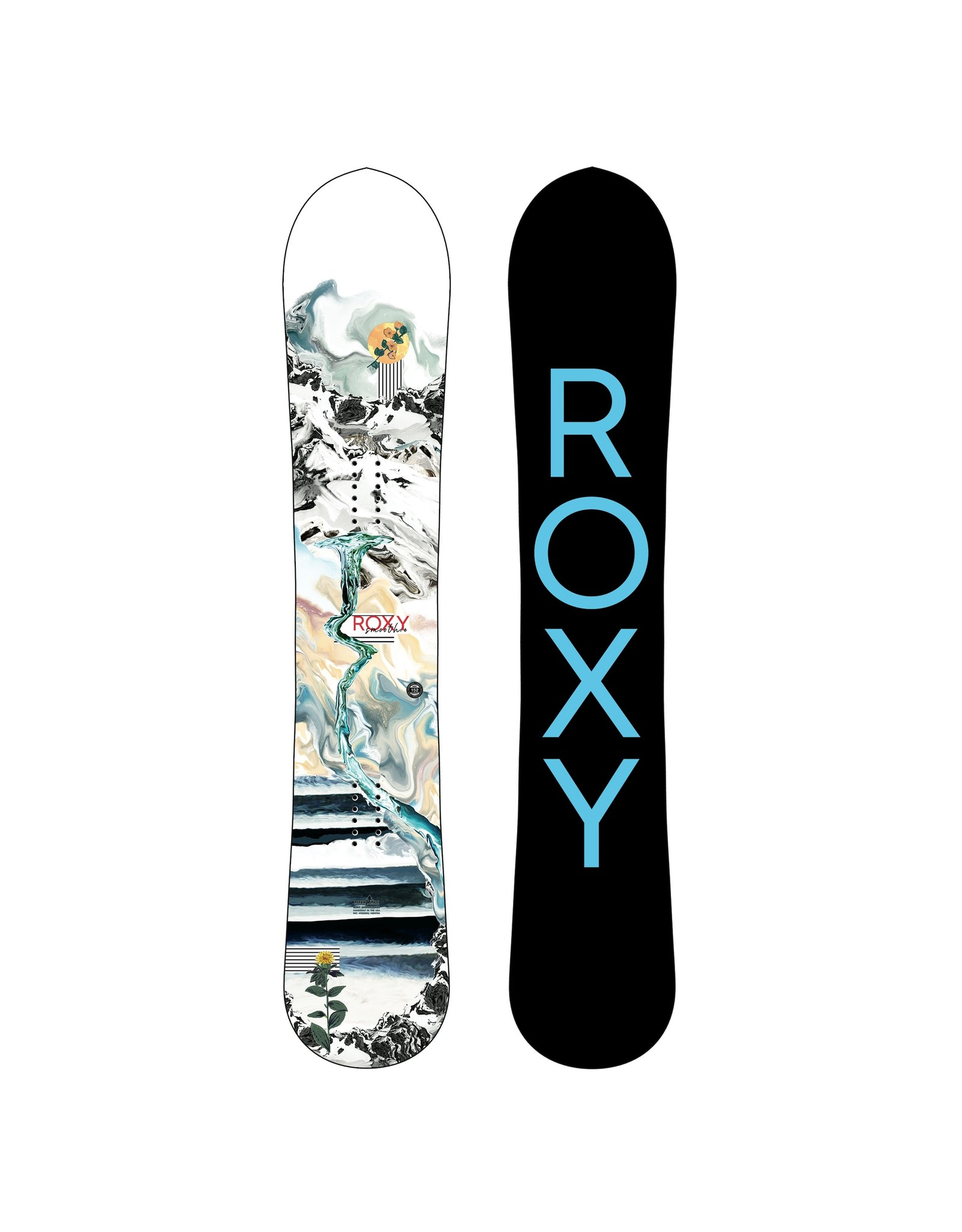 Roxy Roxy Women's Smoothie C2 Snowboard 2021