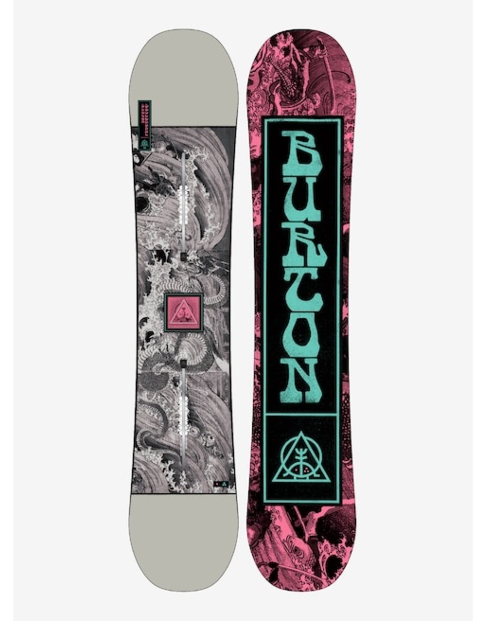 Burton Burton Men's Descendant Snowboard 2021