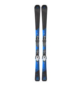 Head Head Men's V-Shape V4 Skis + PR 10 GW Bindings 2021