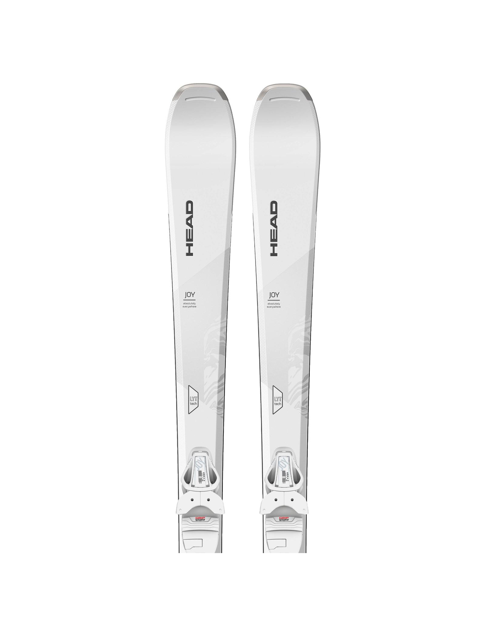 Head Head Women's Absolut Joy Ski w/ Joy 9 GW SLR Bindings 2021