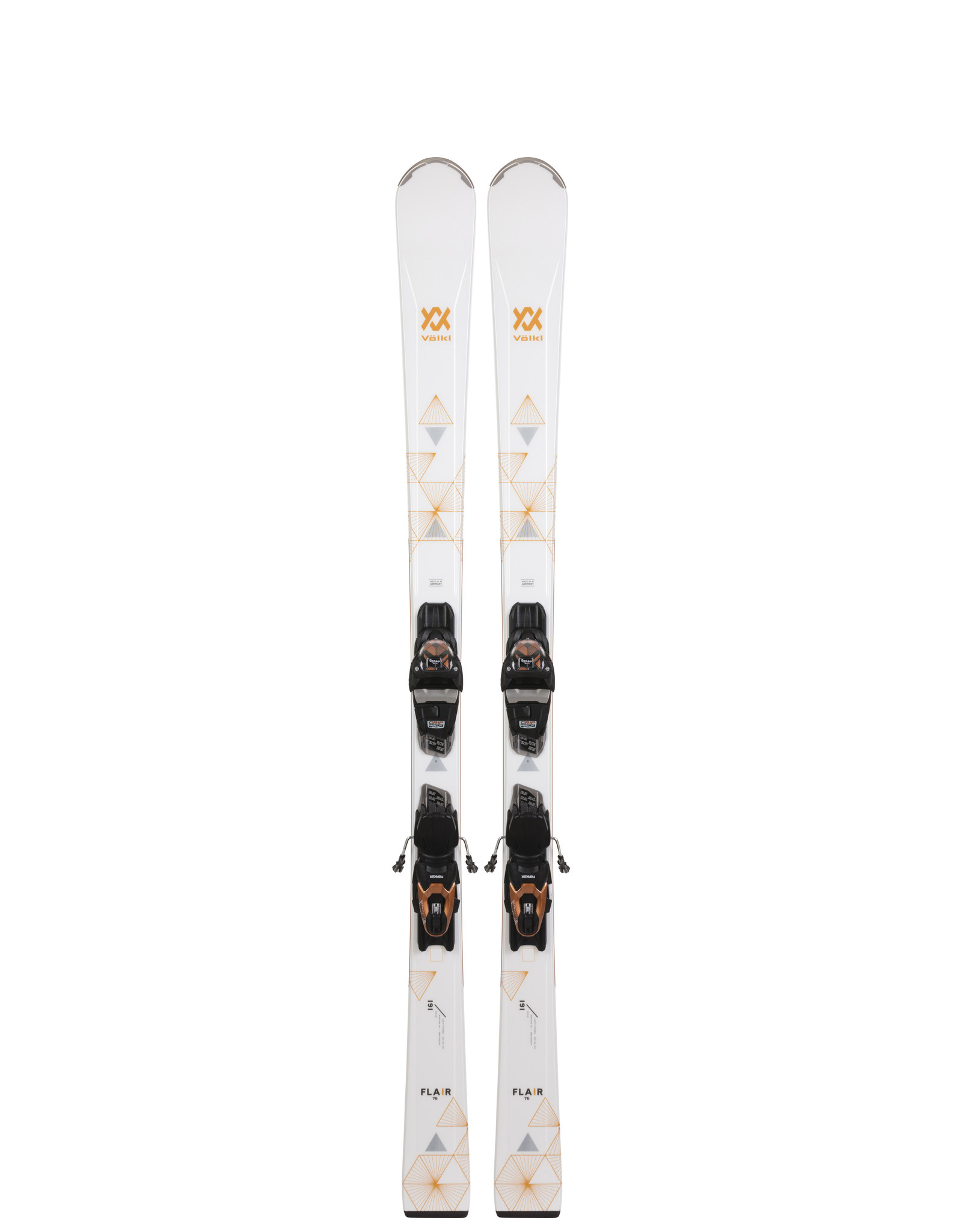 Volkl Volkl Women's Flair 76 Skis +  vMotion 10 GW Bindings 2021
