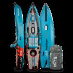Bote LONO Aero 12′6″ Inflatable Kayak
