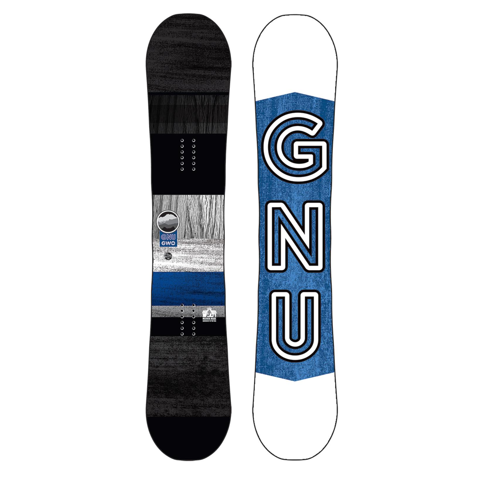 Gnu Gnu GWO Snowboard 2022