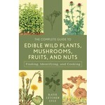 Edible Wild Plants,Mushrooms,Fruits, and Nuts