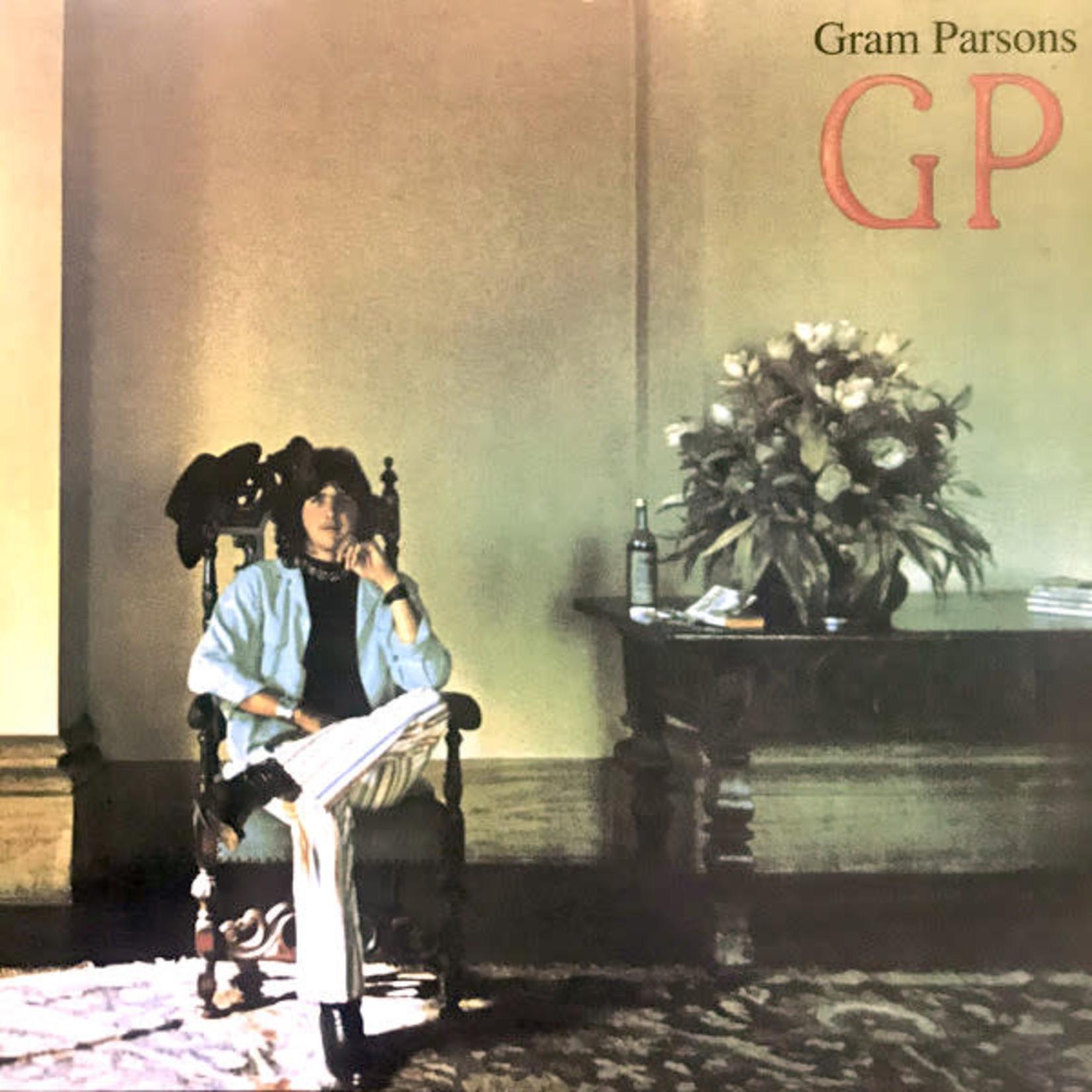 [New] Parsons, Gram: GP