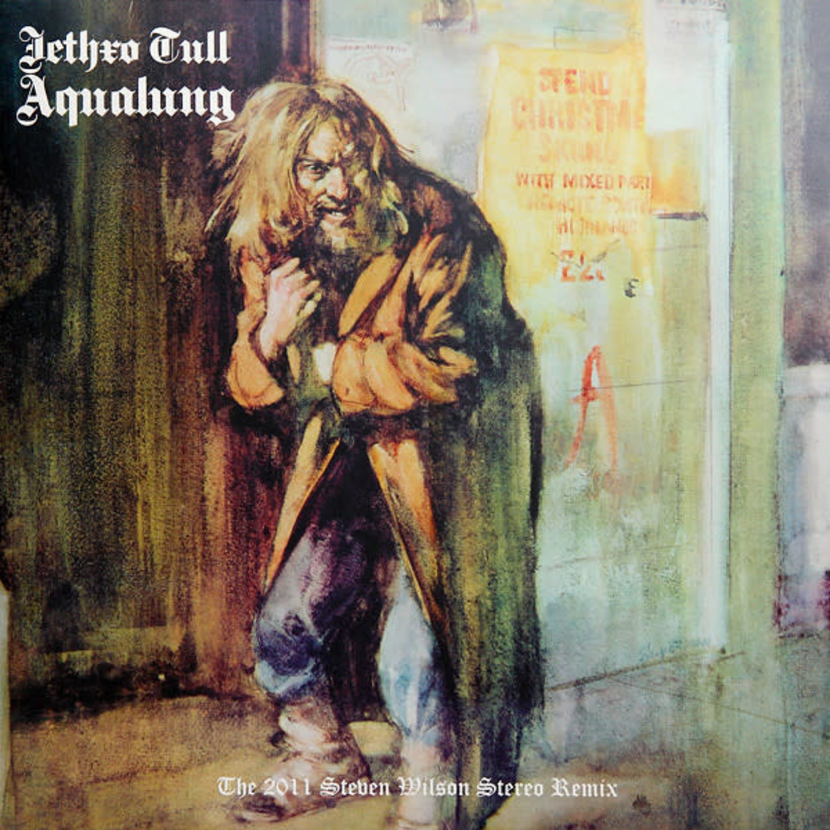 [New] Jethro Tull: Aqualung