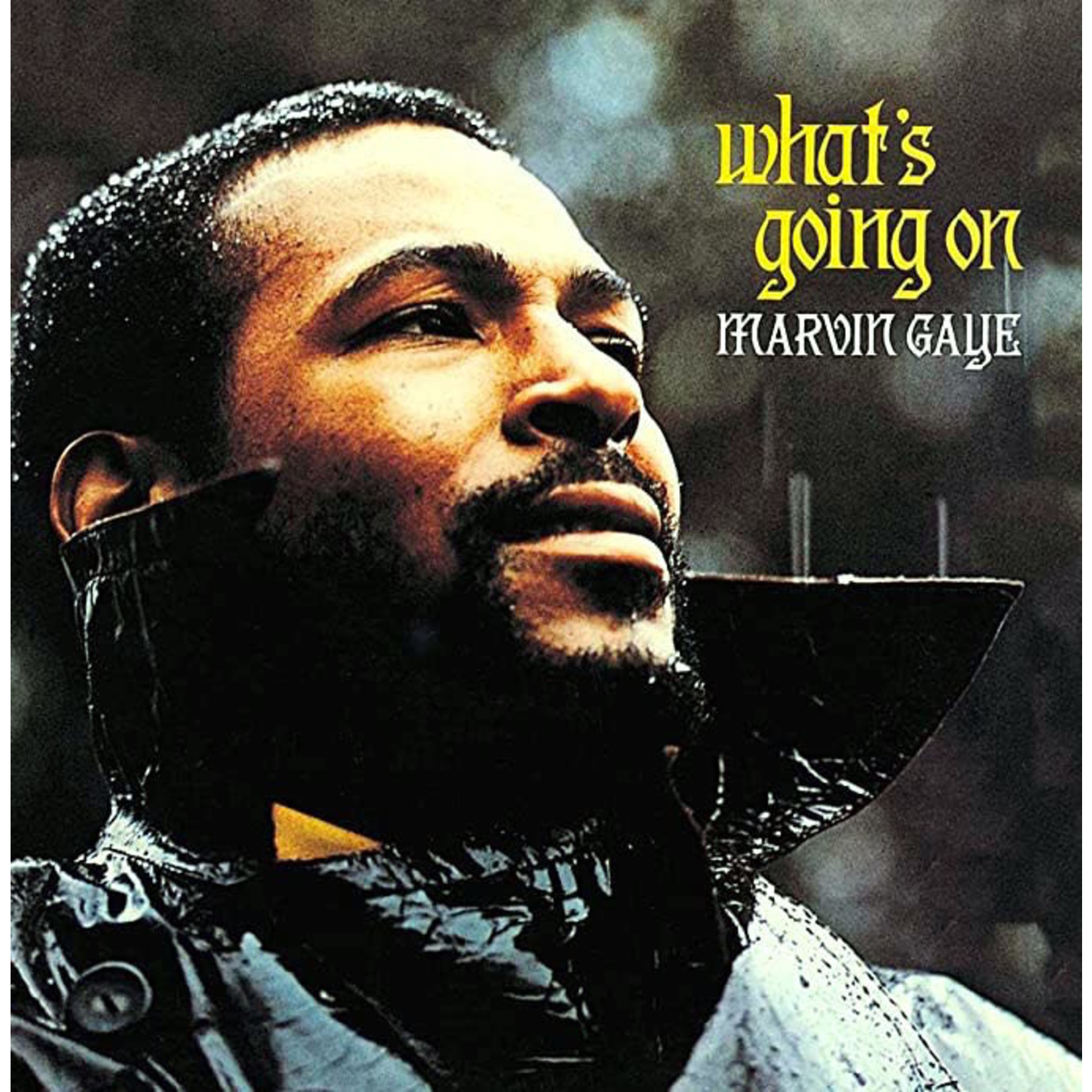 [New] Gaye, Marvin: What's Going On