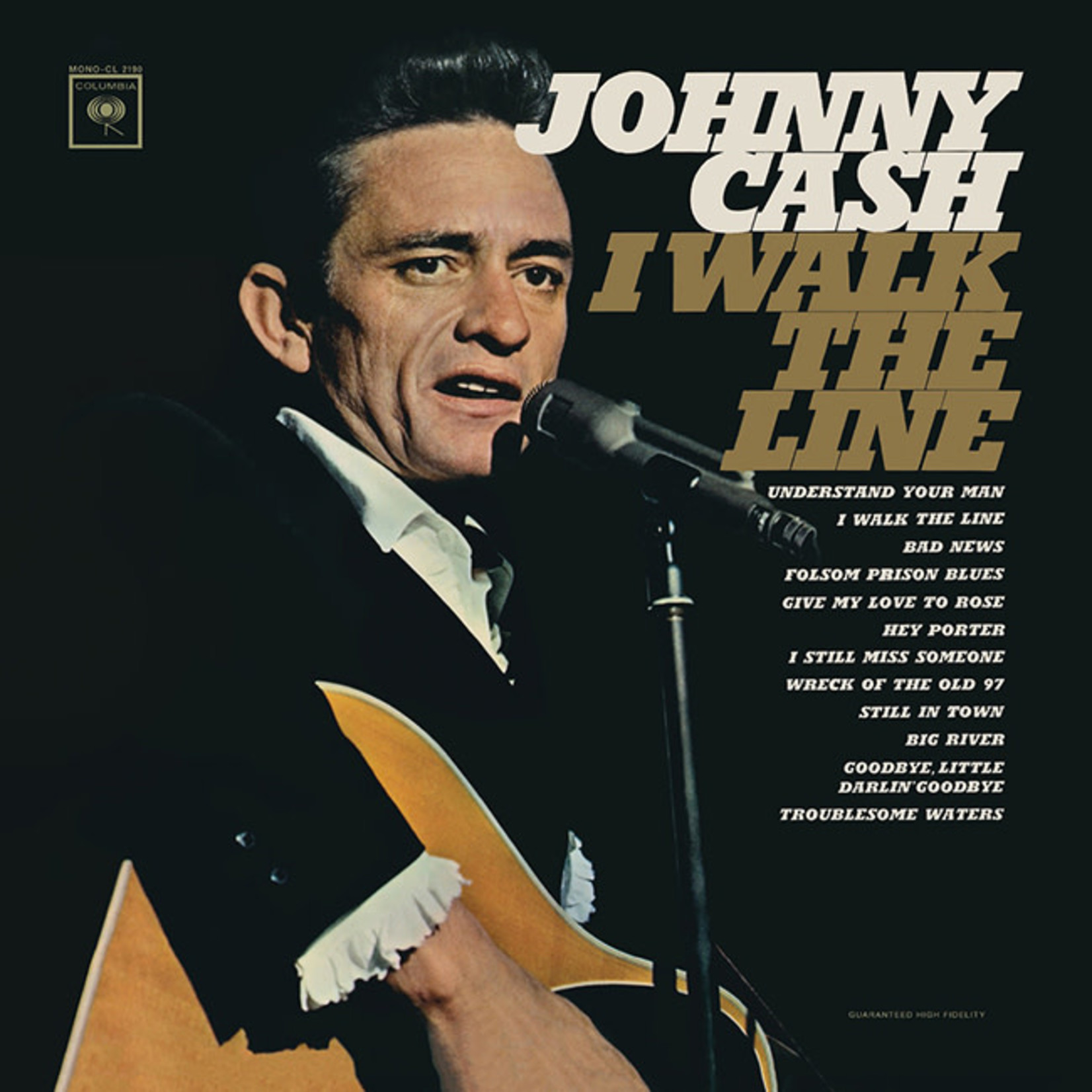 [New] Cash, Johnny: I Walk The Line