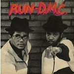 [New] Run DMC: self-titled (clear vinyl)