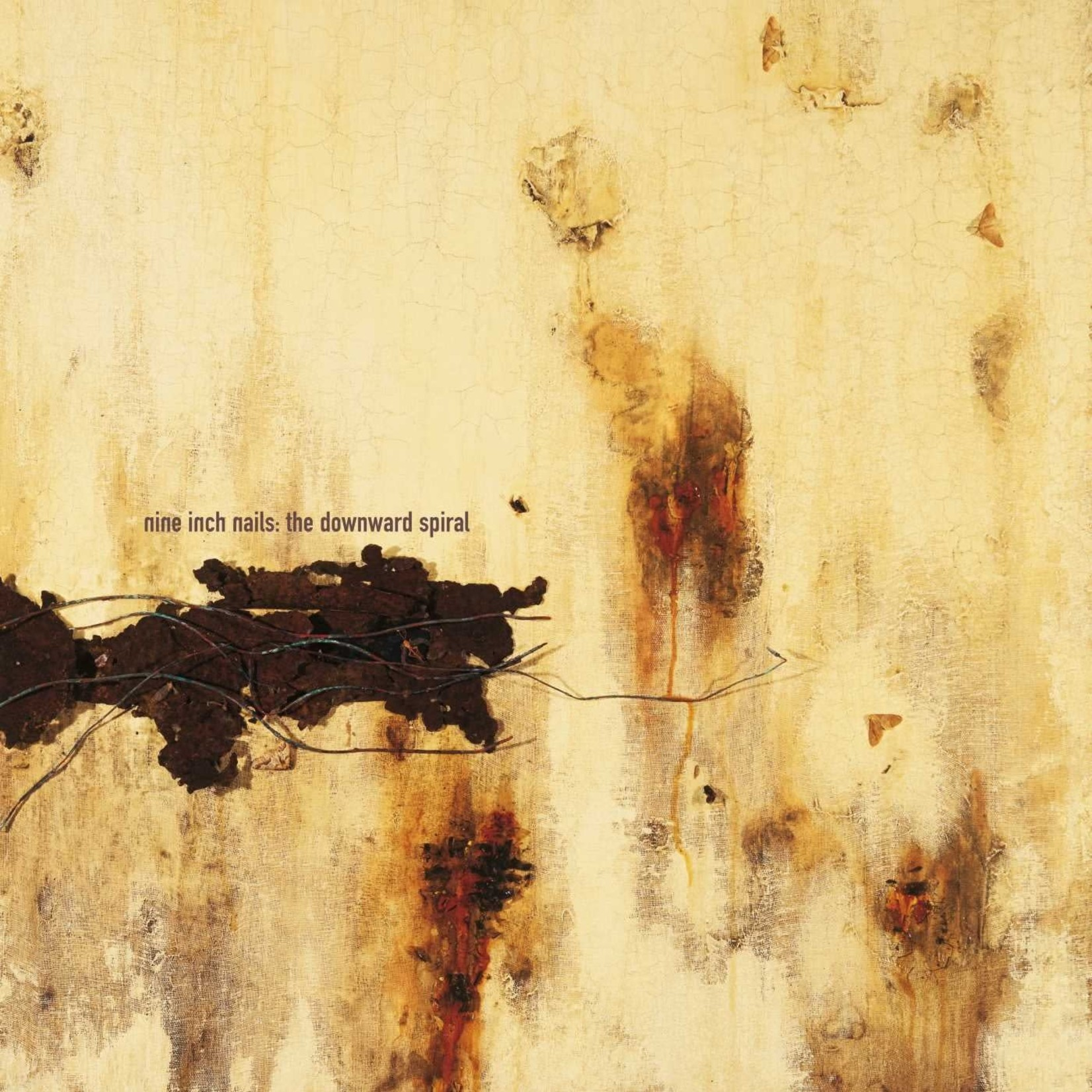 [New] Nine Inch Nails: The Downward Spiral (2LP)