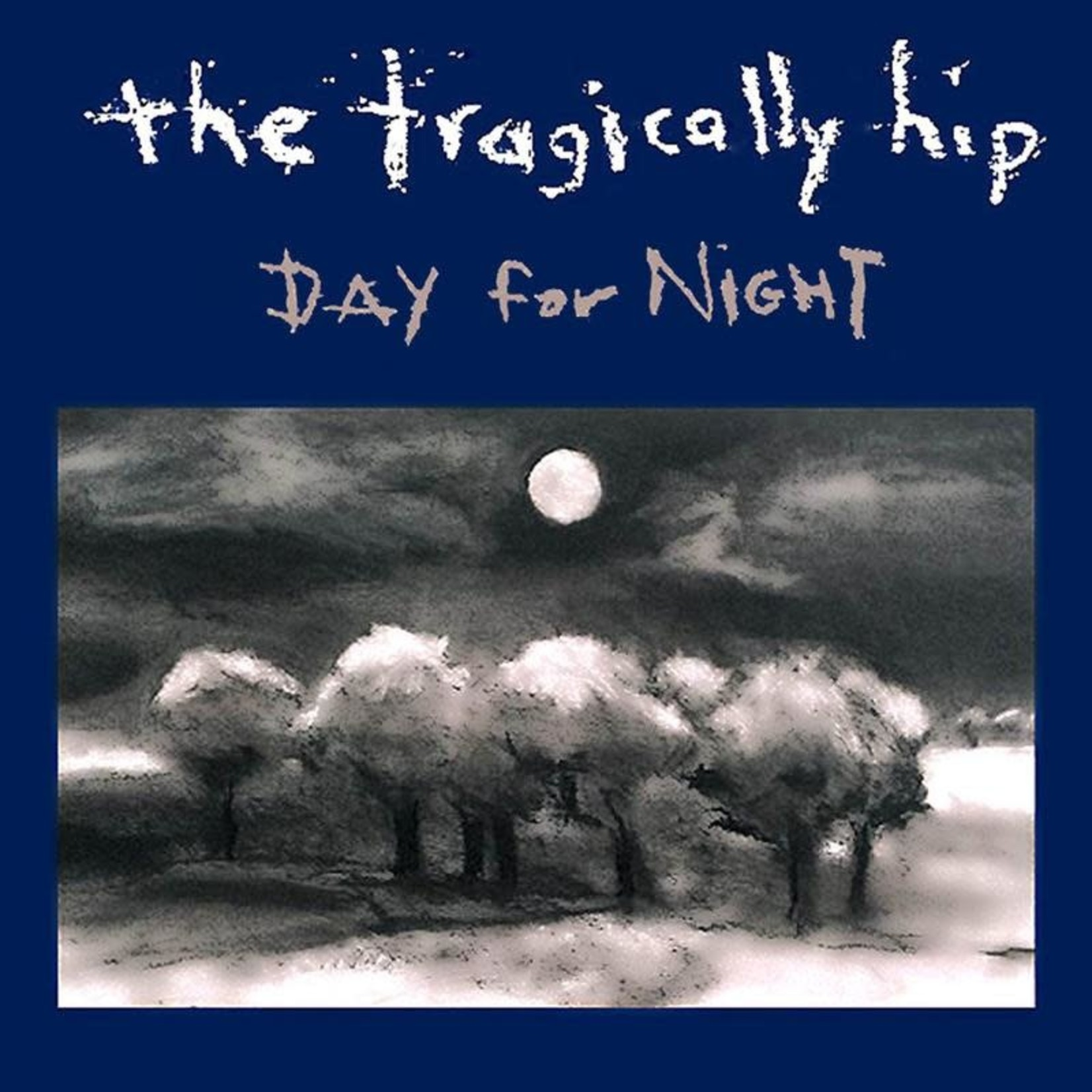 [New] Tragically Hip: Day For Night (2LP)