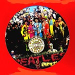 [New] Beatles: Sgt. Pepper's Lonely Hearts Club Band (2017 stereo mix, picture disc)