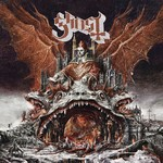 [New] Ghost: Prequelle (LP+7'', Deluxe Ed., clear smoke vinyl)