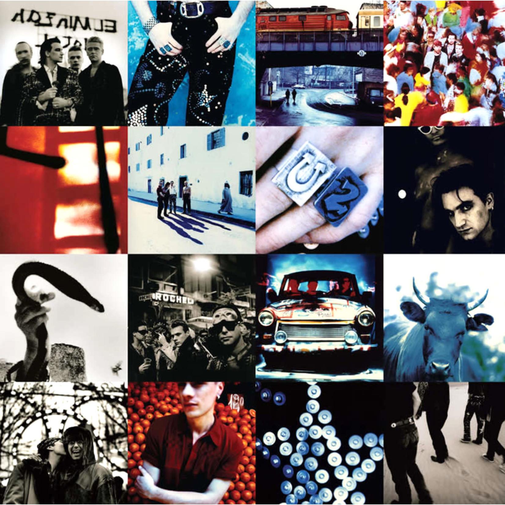 [New] U2: Achtung Baby (2LP)