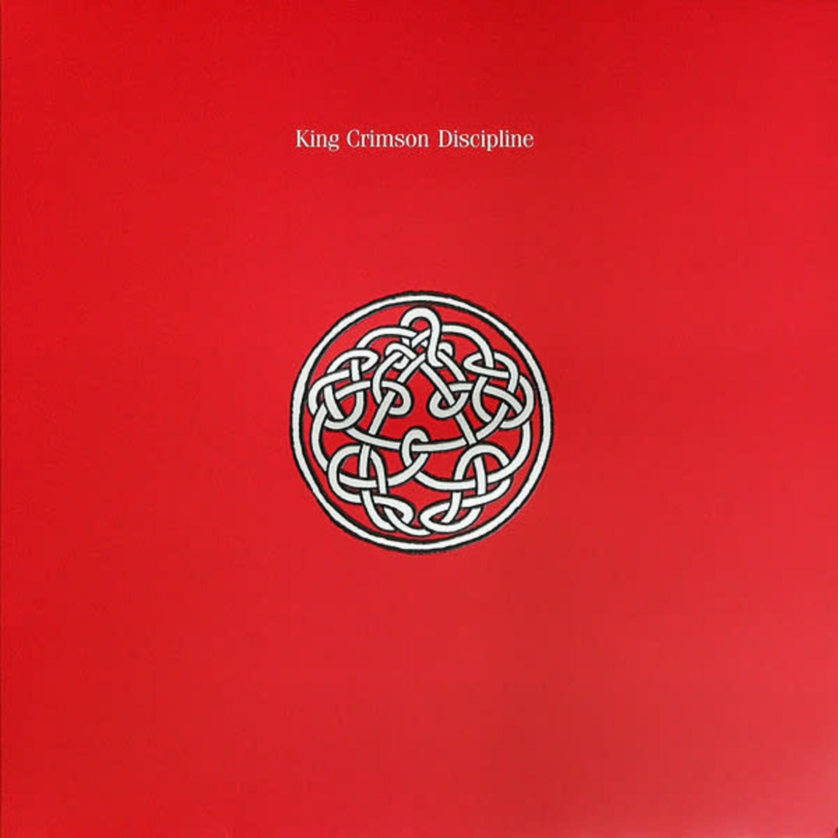 [New] King Crimson: Discipline