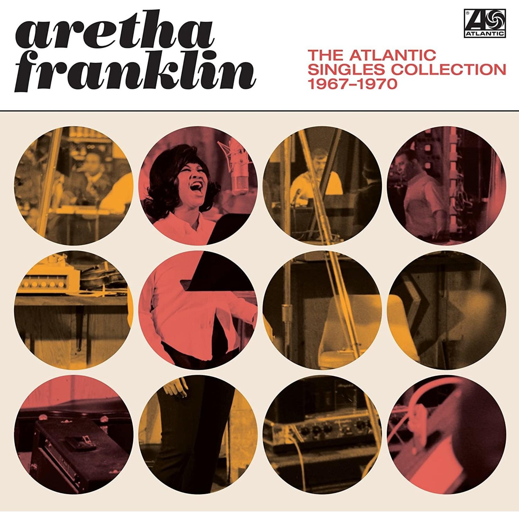 [New] Franklin, Aretha: The Atlantic Singles Collection 1967-1970 (mono mix) (2LP)