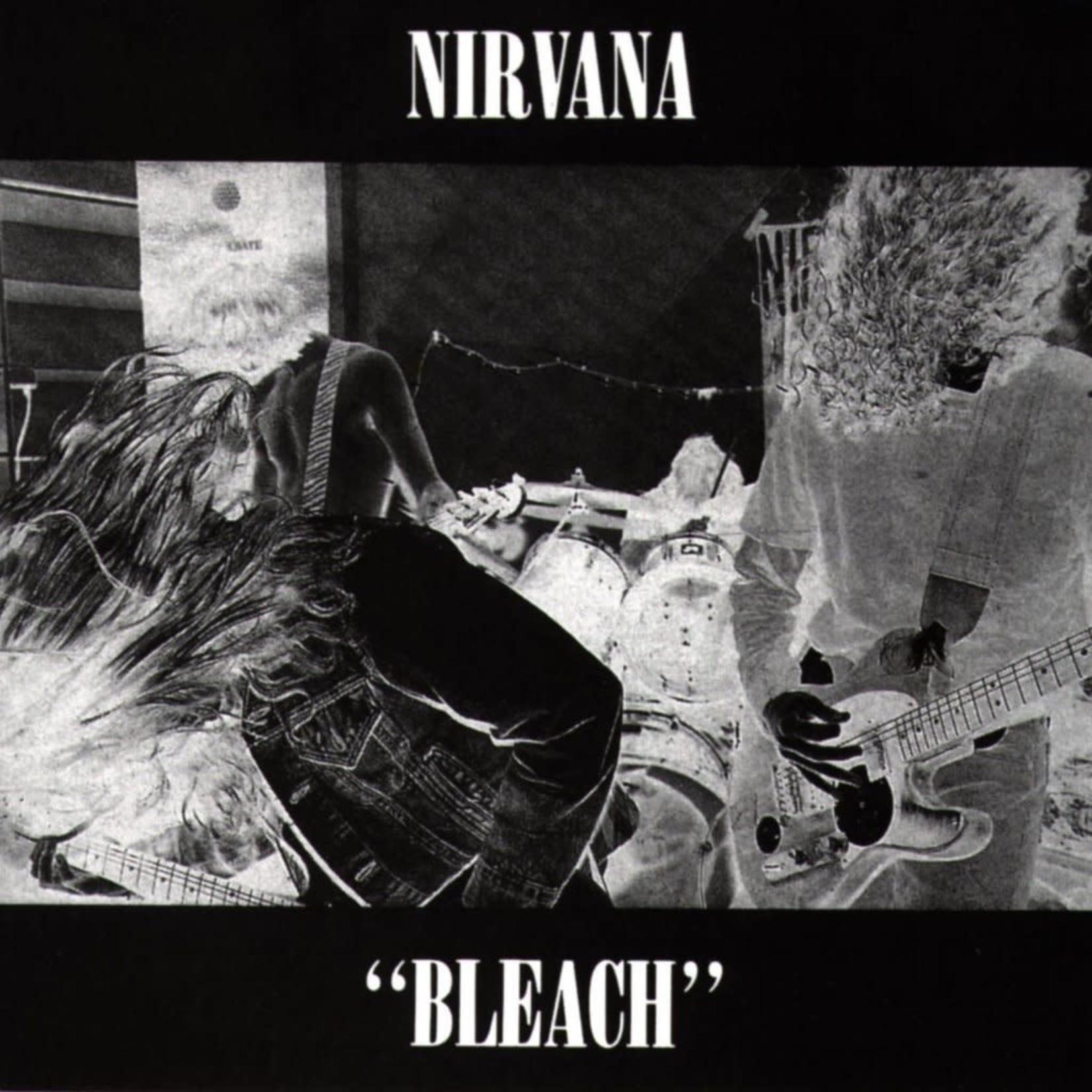 [New] Nirvana: Bleach (2LP, 20th Anniversary Ed.)