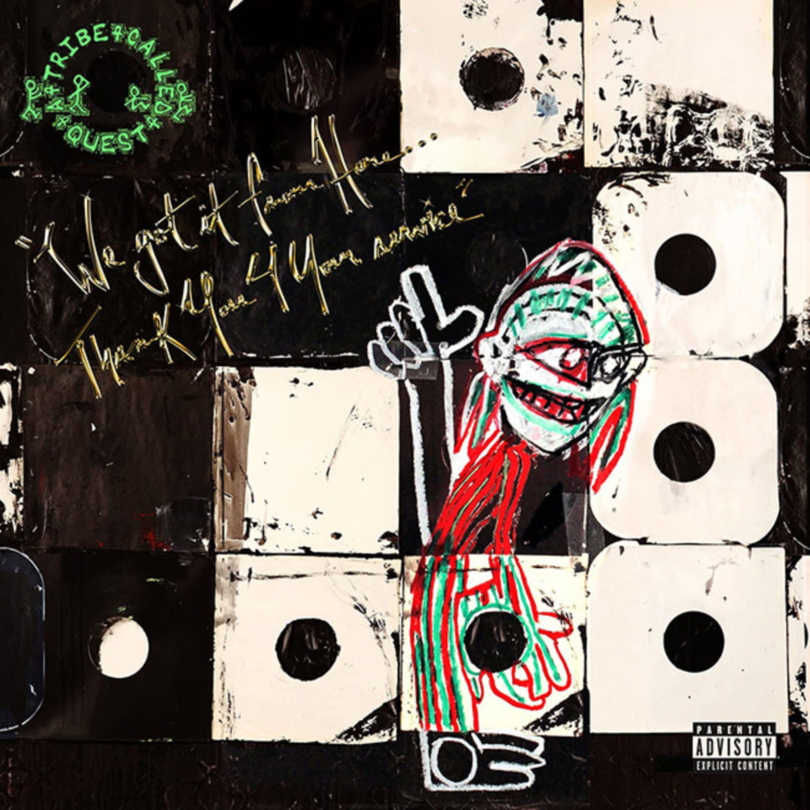 [New] A Tribe Called Quest: We Got It From Here... Thank You 4 Your Service (2LP)