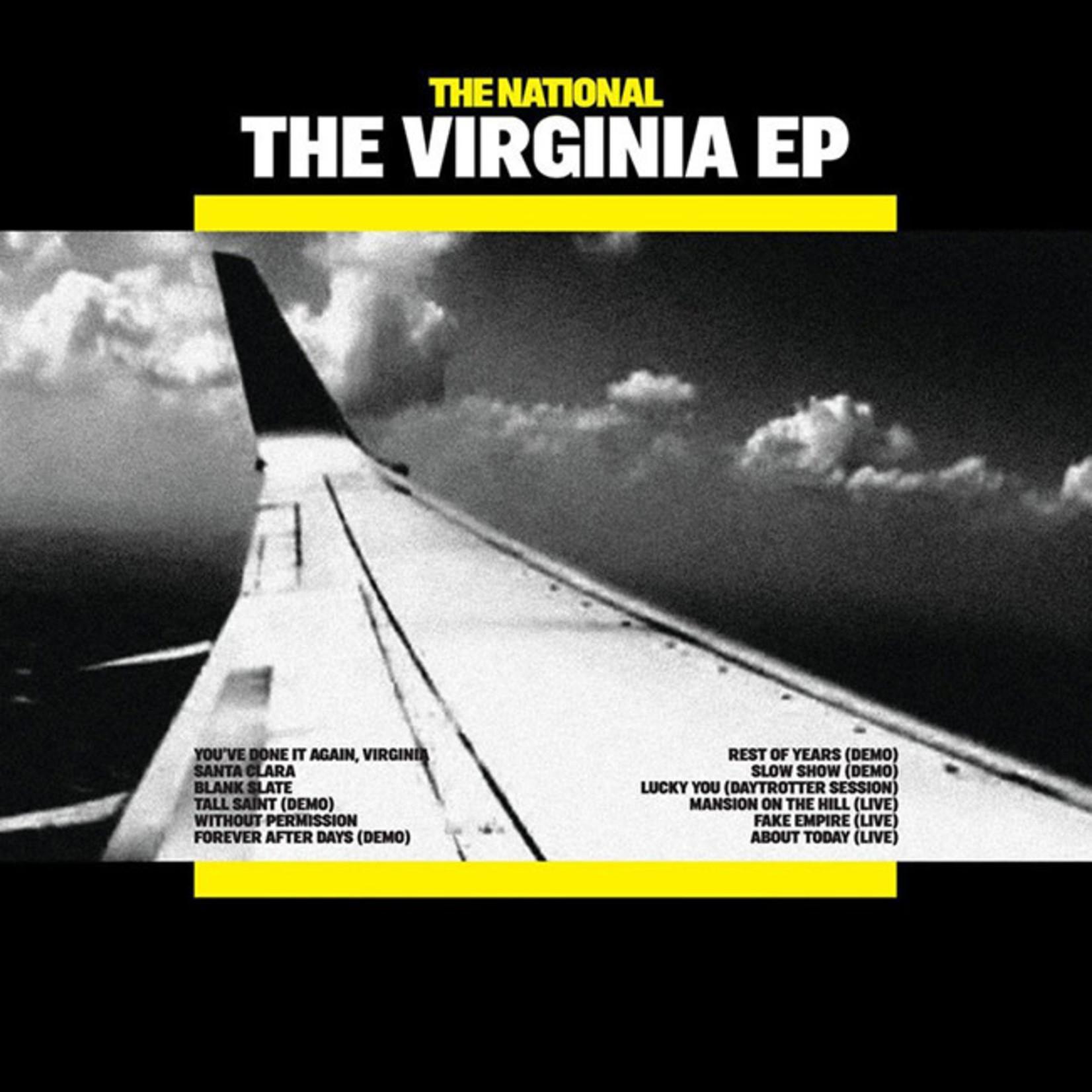 [New] National: The Virginia EP (colour vinyl)