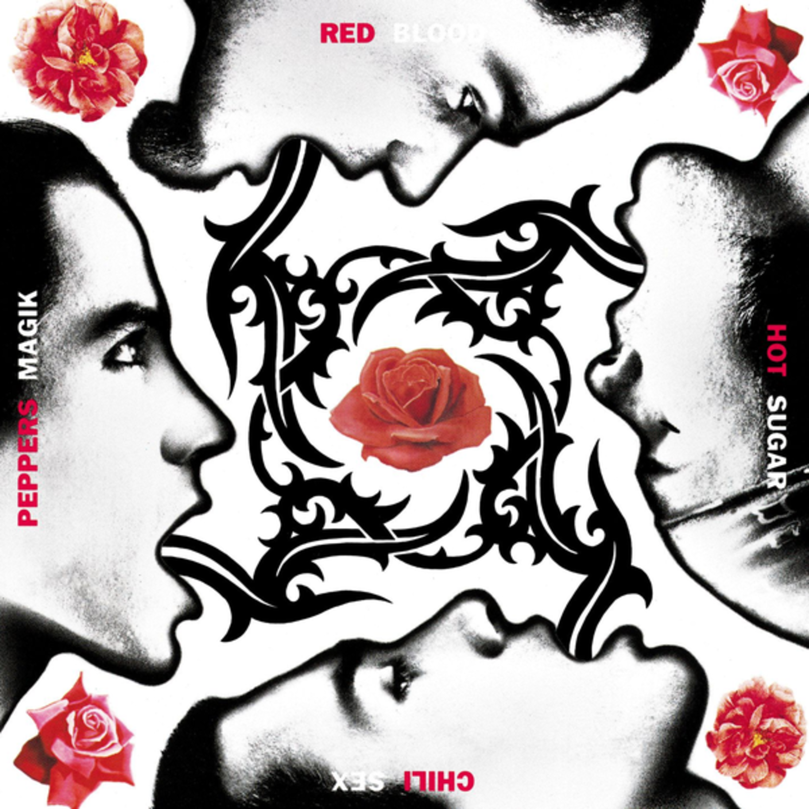 [New] Red Hot Chili Peppers: Blood Sugar Sex Magik (2LP)