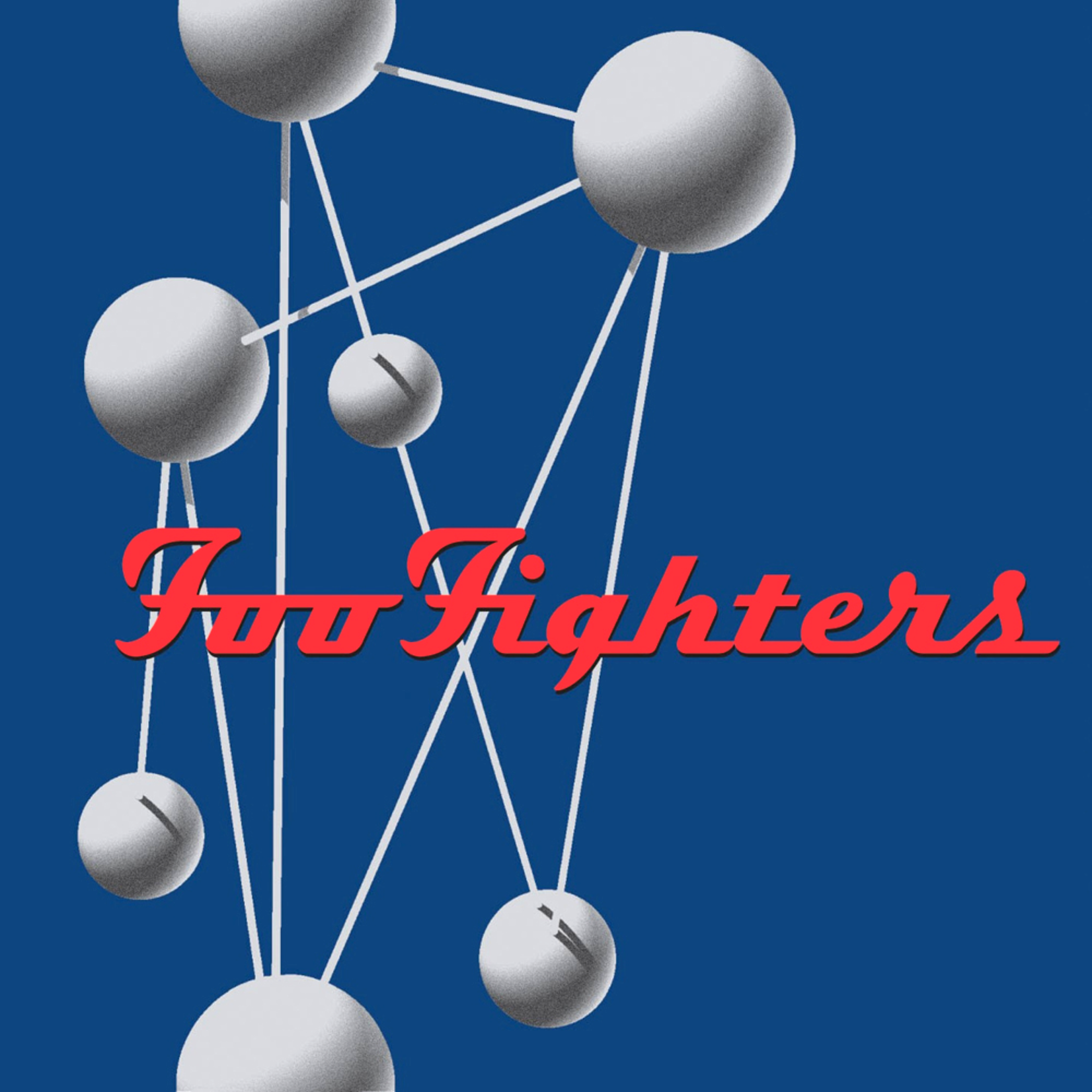 [New] Foo Fighters: The Colour And The Shape (2LP)