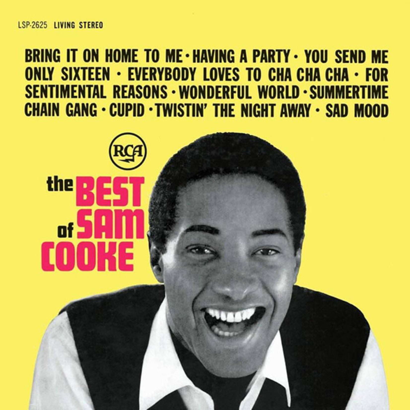 [New] Cooke, Sam: The Best Of Sam Cooke