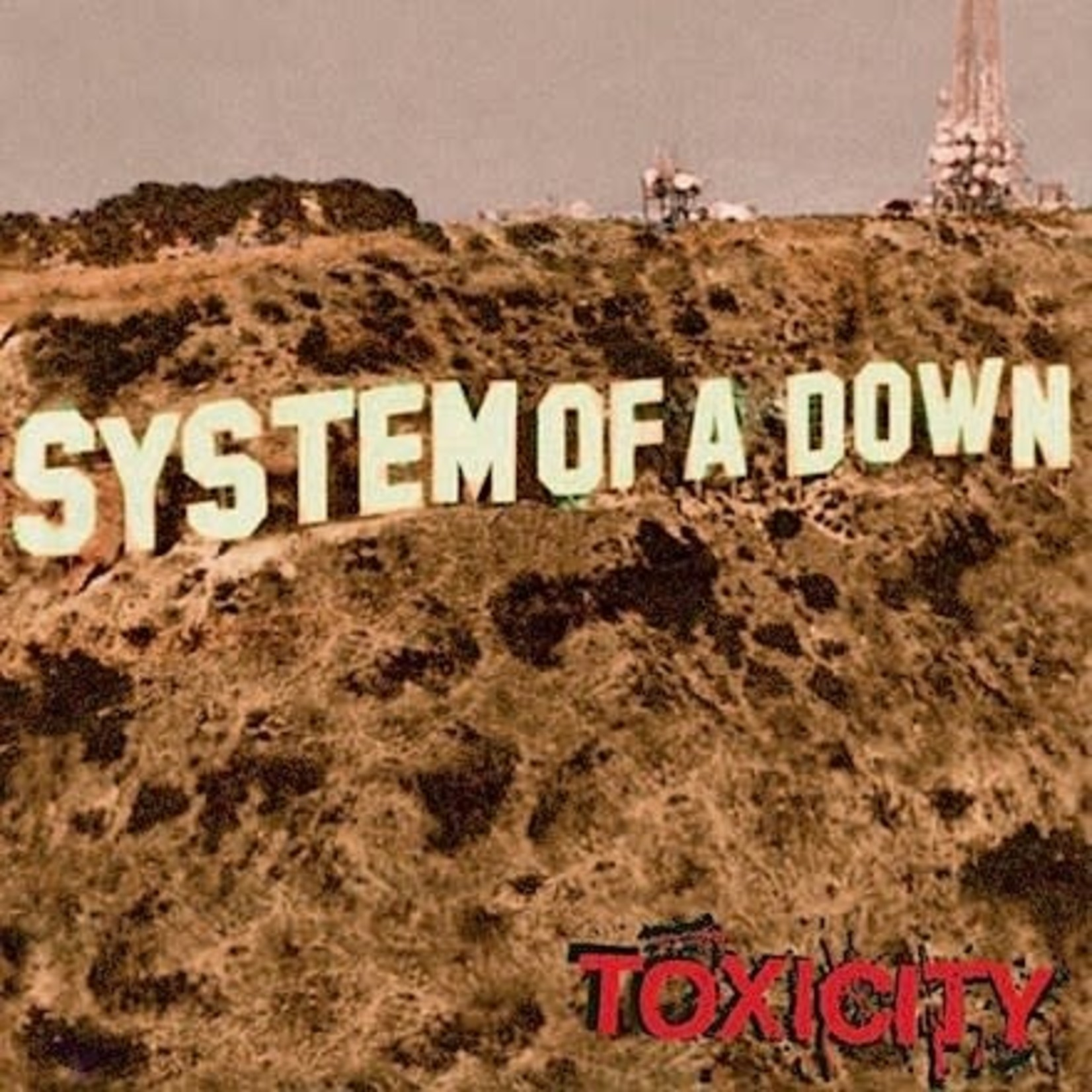 [New] System Of A Down: Toxicity