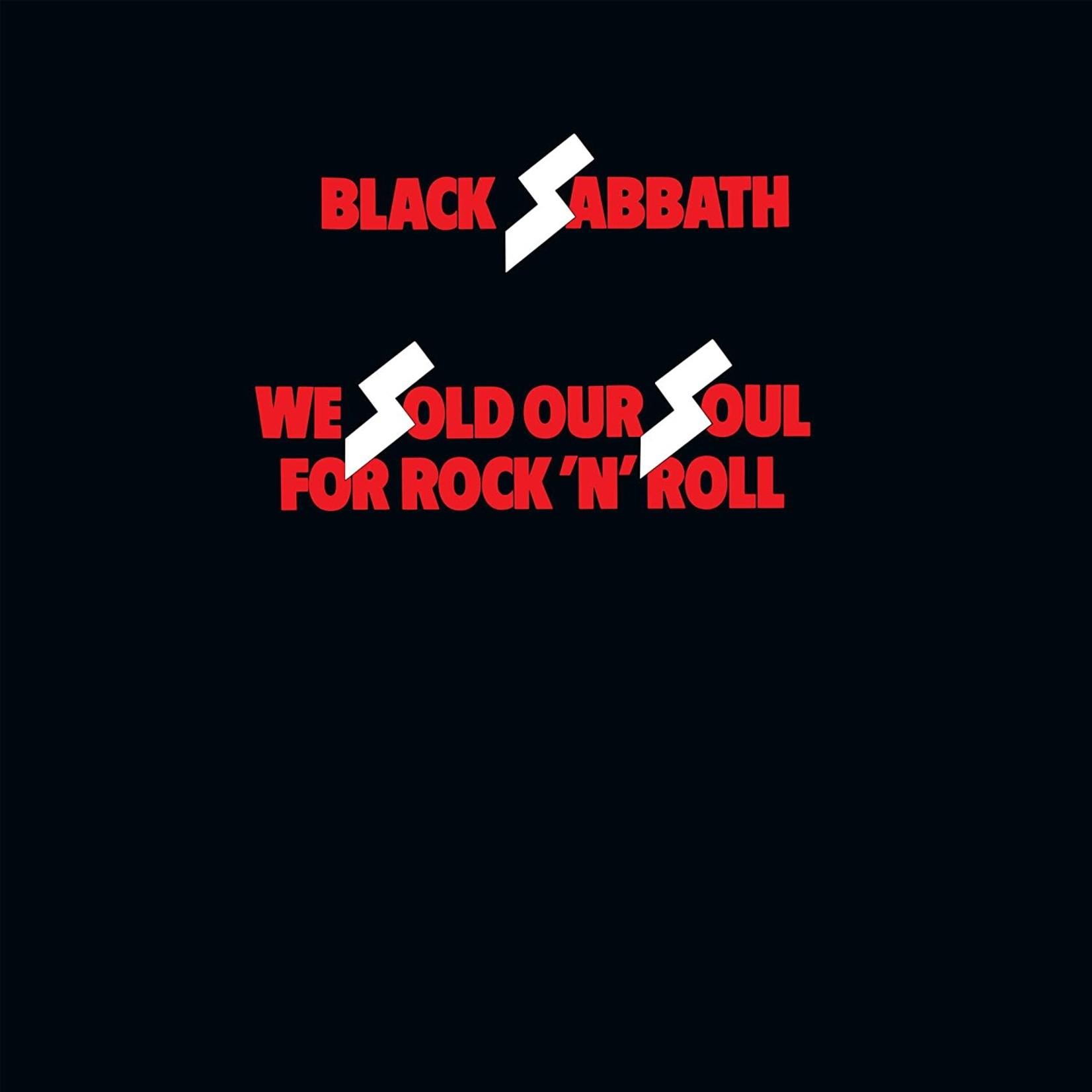 [New] Black Sabbath: We Sold Our Soul For Rock N' Roll (2LP, red vinyl)