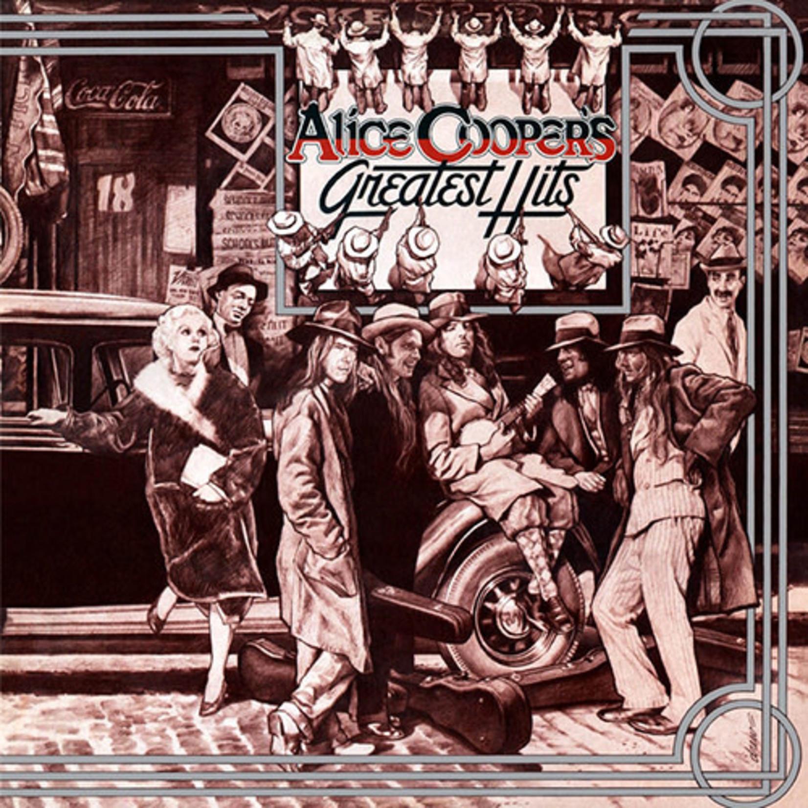 [New] Cooper, Alice: Greatest Hits