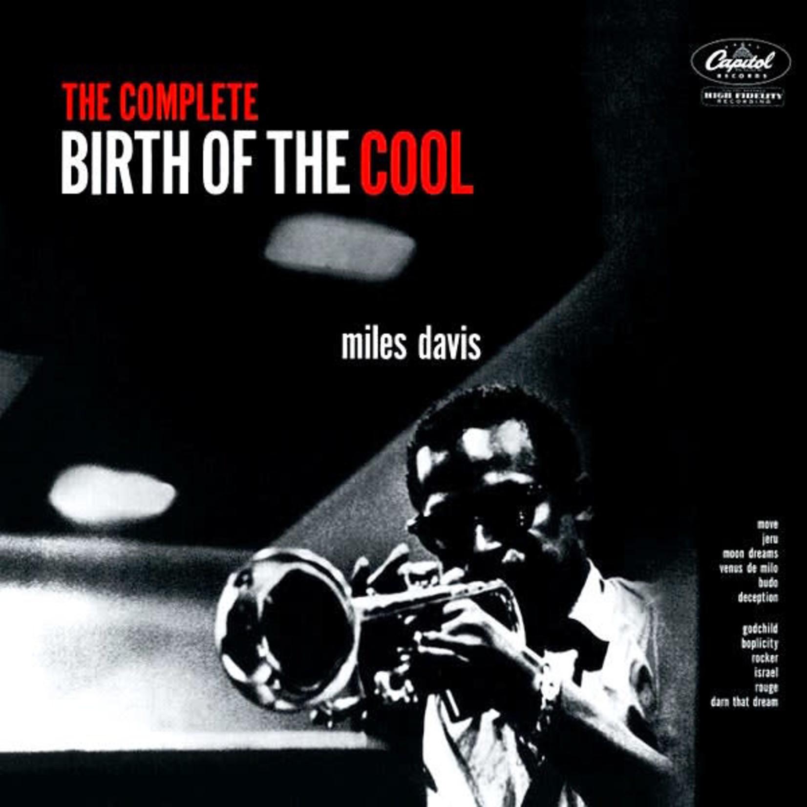 [New] Davis, Miles: The Complete Birth Of The Cool (2LP, mono mix)