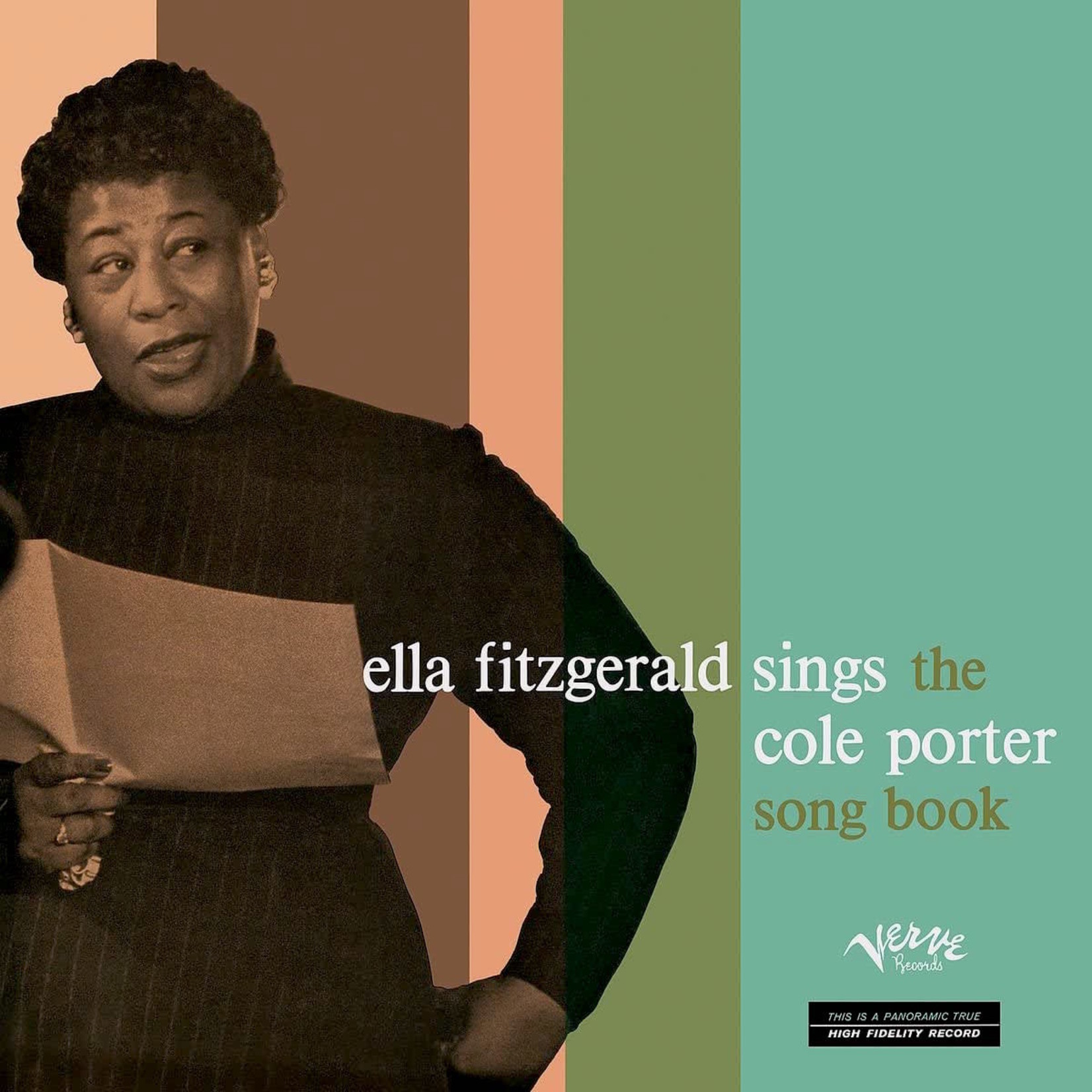 [New] Fitzgerald, Ella: Sings The Cole Porter Songsbooks (Vital Vinyl Series)